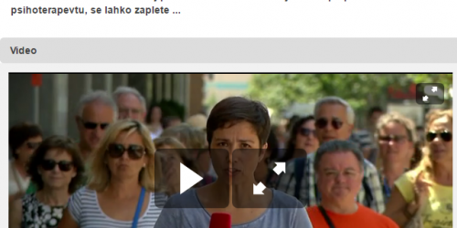Video prispevek 24ur